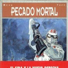 Cómics: PECADO MORTAL (DE BEHE & TOFF ) EDITORIAL GLENAT. Lote 30733703