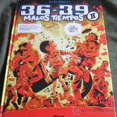 Cómics: 36-39 MALOS TIEMPOS TOMO 2. Lote 30204186