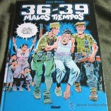 Cómics: 36-39 MALOS TIEMPOS TOMO 1. Lote 30204206