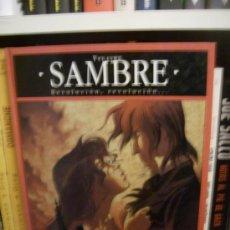 Cómics: SAMBRE TOMO 3: REVOLUCIÓN, REVOLUCIÓN. GLÉNTA, 1994.. Lote 30780985