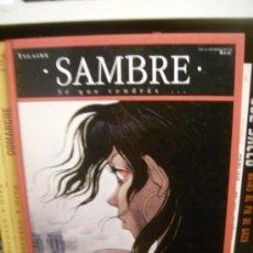 Cómics: SAMBRE TOMO 2: SÉ QUE VENDRÁS. GLÉNAT, 1993.. Lote 30781005