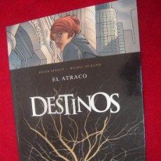 Cómics: EL ATRACO - DESTINOS 1 - GIROUD &DURAND - CARTONE. Lote 30865763