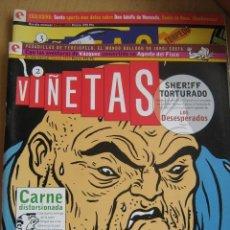 Comics: GLENAT VIÑETAS , Nº 2 Y 3. Lote 30934395
