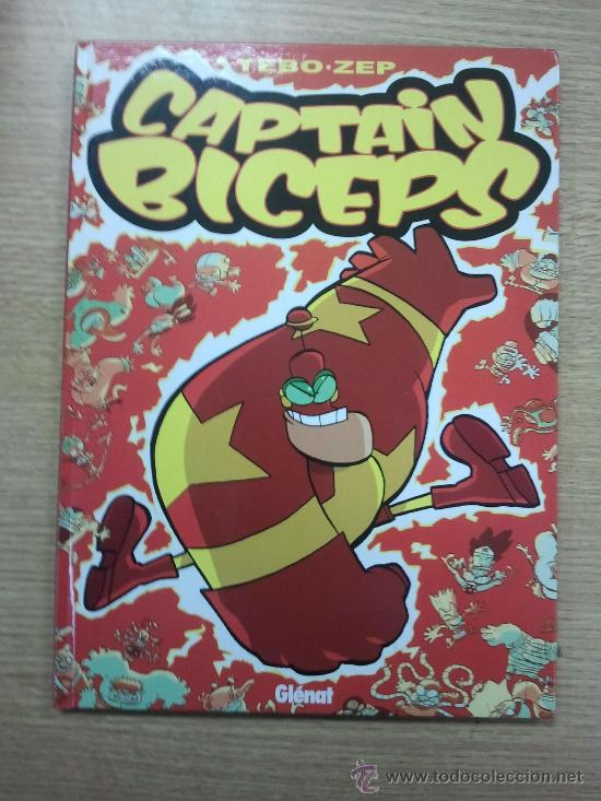 CAPTAIN BICEPS #2 (Tebeos y Comics - Glénat - Comic USA)