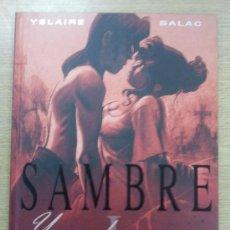 Cómics: SAMBRE #1 YA NADA ME IMPORTA.... Lote 31025368