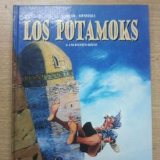 Cómics: LOS POTAMOKS #2 LAS FUENTES ROJAS. Lote 37336280