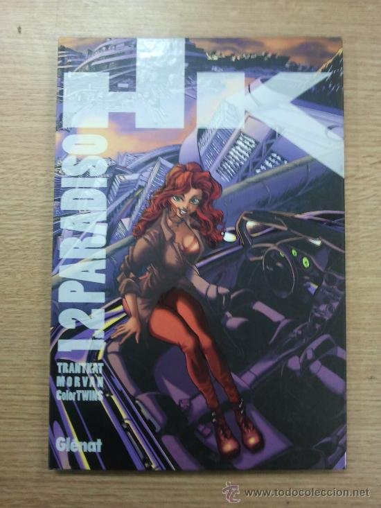 HK #1.2 PARADISO (Tebeos y Comics - Glénat - Comic USA)