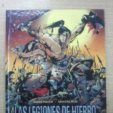 Cómics: LAS LEGIONES DE HIERRO #1 URKHAN EL PRINCIPE ENEIDE. Lote 31042812