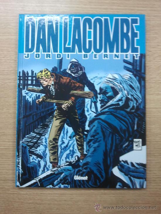 DAN LACOMBE (JORDI BERNET) (Tebeos y Comics - Glénat - Autores Españoles)