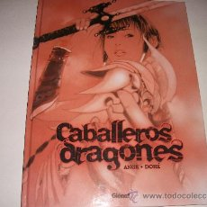 Cómics: CABALLEROS DRAGONES. Lote 31127053
