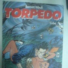 Cómics: TORPEDO 13: CUBA. Lote 31232966