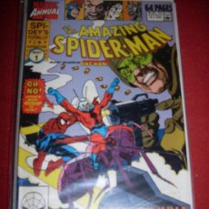 Cómics: MARVEL COMICS-THE AMAZING-SPIDERMAN-ANNUAL NUMERO 24. Lote 31254078