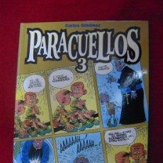 Cómics: PARACUELLOS 3 - CARLOS GIMENEZ - CARTONE. Lote 31408235