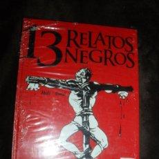Cómics: 13 RELATOS NEGROS. GLENAT. TAPA DURA. COMICS.. Lote 31594751