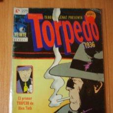 Cómics: TORPEDO 1936 Nº 20. Lote 31595915