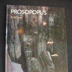 Cómics: PROSOPOPUS - DE CRÉCY - GLENAT - . Lote 31708470