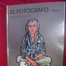 Cómics: EL FOTOGRAFO - TOMO 2 - GUIBERT &LEFEVRE & LEMERCIER - CARTONE 80 PAG.. Lote 31716955