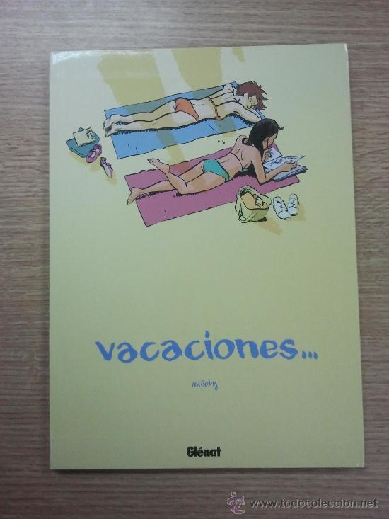 VACACIONES (Tebeos y Comics - Glénat - Autores Españoles)