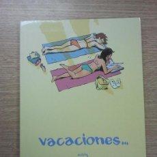 Cómics: VACACIONES. Lote 31793307