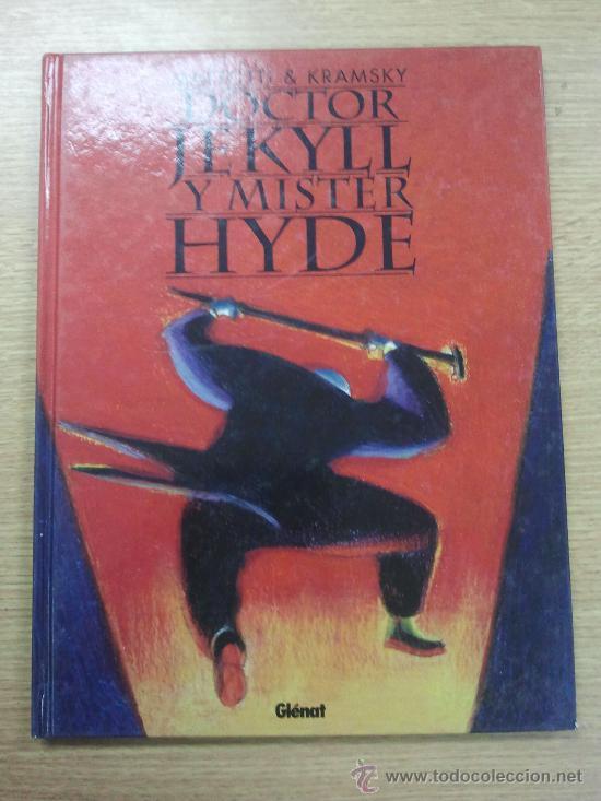 DOCTOR JEKYLL Y MISTER HYDE (Tebeos y Comics - Glénat - Autores Españoles)