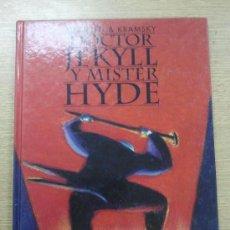 Cómics: DOCTOR JEKYLL Y MISTER HYDE. Lote 31793320