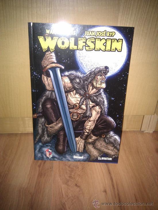 WOLFSKIN (WARREN ELLIS) (Tebeos y Comics - Glénat - Comic USA)