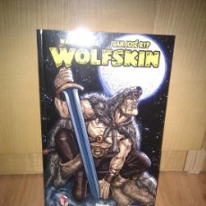 Cómics: WOLFSKIN (WARREN ELLIS). Lote 32053077