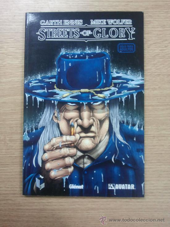 STREETS OF GLORY (Tebeos y Comics - Glénat - Comic USA)