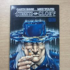 Cómics: STREETS OF GLORY. Lote 32192560
