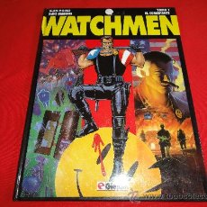 Fumetti: WATCHMEN 1. EL COMEDIANTE. GLENAT. Lote 32275313