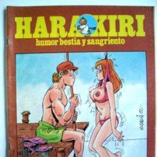 Cómics: HARAKIRI--Nº 123--AÑO 1992 ORIGINAL. Lote 32596399