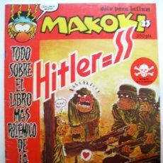 Cómics: MAKOKI--Nº 23--AÑO 1992 ORIGINAL--INCLUYE ESPECIALPSIKOMOKO. Lote 32596565