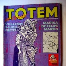 Cómics: TOTEM--Nº 40--AÑO 1987 ORIGINAL. Lote 32628852