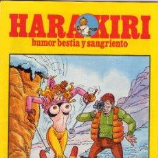 Cómics: HARAKIRI --Nº 131-- AÑO 1993 ORIGINAL. Lote 32648071
