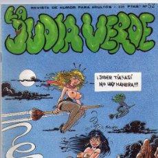 Cómics: LA JUDIA VERDE --Nº52 --AÑO 1991 ORIGINAL. Lote 32648242