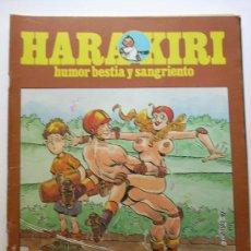 Cómics: HARAKIRI-- Nº 115-- AÑO 1991 ORIGINAL. Lote 32648675