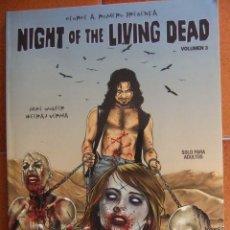 Cómics: NIGHT OF THE LIVING DEAD VOLUMEN Nº 3. Lote 32676160