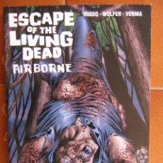 Cómics: ESCAPE OF THE LIVING DEAD, AIR BORNE. Lote 32676189