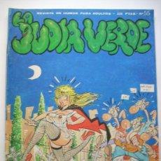 Cómics: LA JUDIA VERDE --Nº55 -- ORIGINAL. Lote 32816295