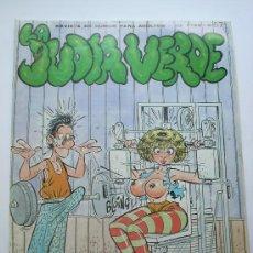 Cómics: LA JUDIA VERDE-- Nº 57-- AÑO 1992. Lote 32816307