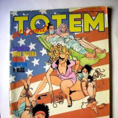 Cómics: TOTEM--Nº 66 --AÑO 1989-- ORIGINAL. Lote 32842708