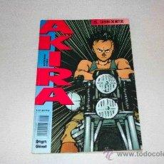 Cómics: AKIRA Nº 5 GUERRA DE MOTOS EDITORIAL GLENAT --- ¡OFERTA!. Lote 33038868