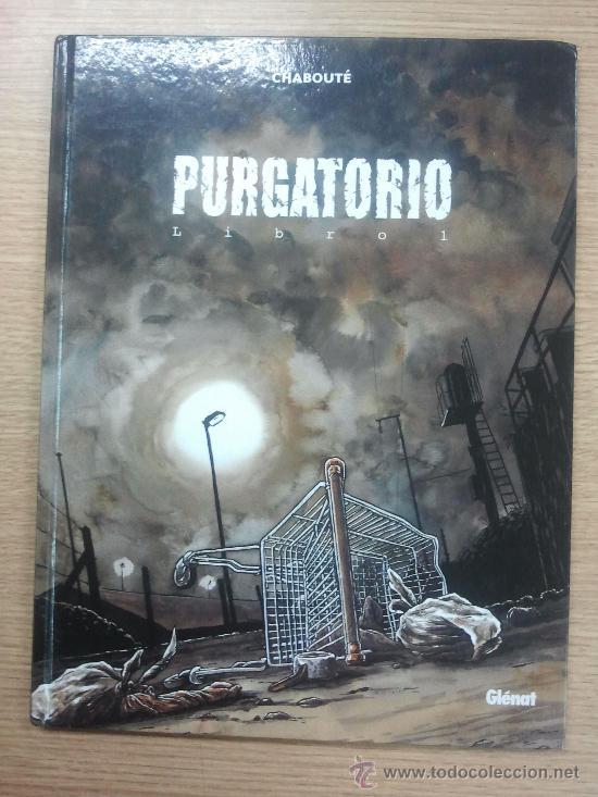 PURGATORIO #1 (CHABOUTE) (Tebeos y Comics - Glenat - Autores Españoles)