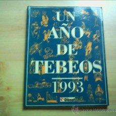 Cómics: UN AÑO DE TEBEOS. 1993. Lote 33429689
