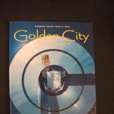 Cómics: GOLDEN CITY - 5. EL INFORME HARRISON - GLENAT - . Lote 34229712