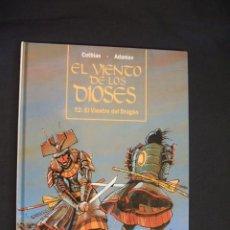 Cómics: EL VIENTO DE LOS DIOSES - T 2 - EL VIENTRE DEL DRAGON - GLENAT - . Lote 34346840