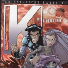 Cómics: K 1 - BIG BANG BABY /POR: CRISSE / HICKS / RAMOS / OLEA -EDITA : GLENAT. Lote 34473463