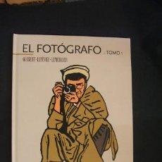 Cómics: EL FOTOGRAFO - TOMO 1 - GLENAT - . Lote 35016357
