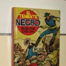 Cómics: EL TENIENTE NEGRO - GLENAT OFERTA. Lote 161744125