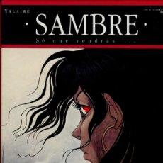 Fumetti: SAMBRE TOMO 2 - SE QUE VENDRAS.... Lote 35205244